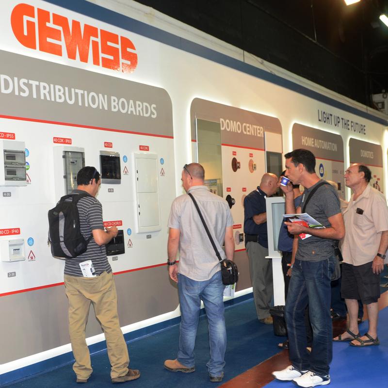 GEWISS 800x800