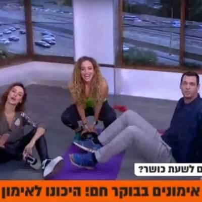 ישראפוד 2016 ערוץ 2 – תוכנית הבוקר